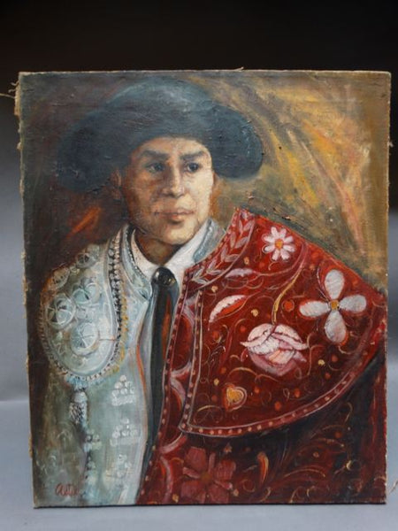 Portrait of Matador