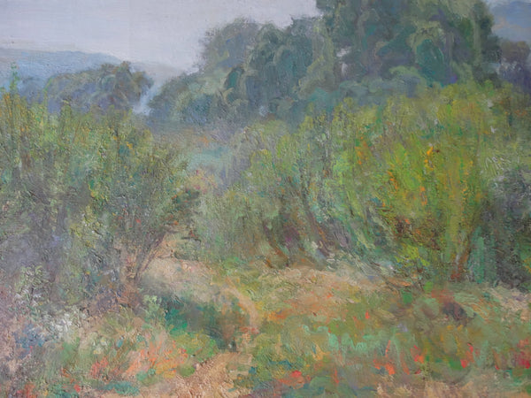 Albert Londraville: Landscape Oil on Canvas
