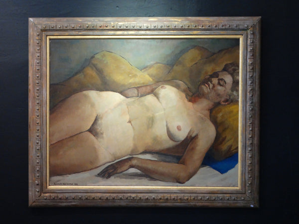Buckley MacGurrin: Reclining Nude P1566