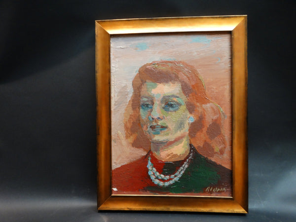 Anders Aldrin Women With Pearls