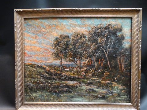 19th Century California Landscape Painting