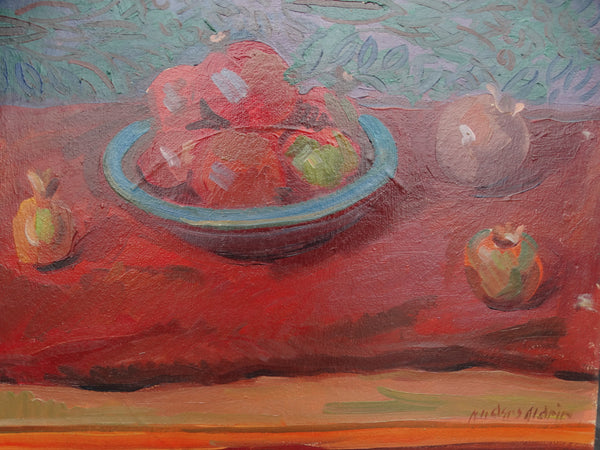 Anders Aldrin: Pomegranate, 1945