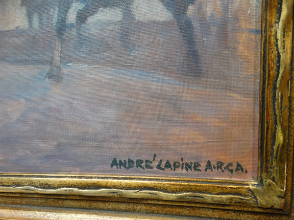 "Andre Lapine A.R.C.A.: ""The Flight"" P2453"