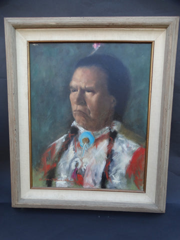 Ruth Smith: Chief Youlatchi