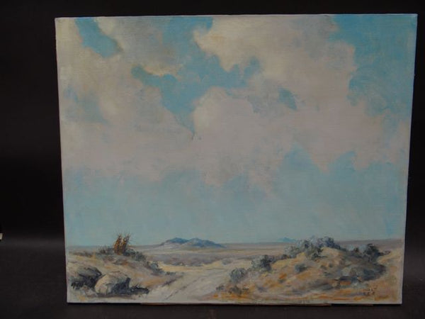 Walt Lee Desert Plein Air