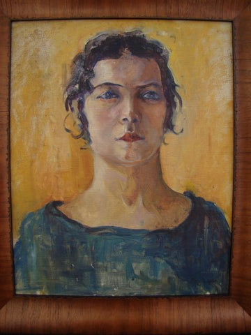 Ruth Danielson Davis: Portrait of a Woman