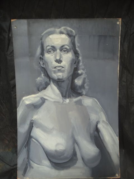Albert J Londraville: Female Nude (1960)
