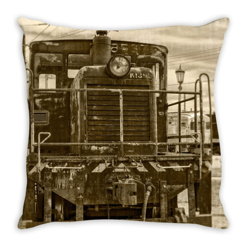 Head On Pillow, Pillow Cover - Enzwell Artworks