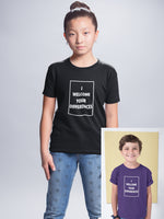 I WELCOME YOUR DIFFERENCES™ YOUTH TEE