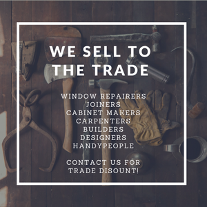 window hardware trade customers