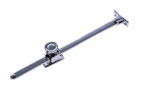 Telescopic Sliding Stay - Polished Chrome