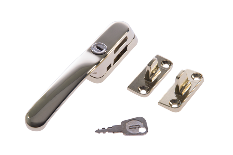 casement window fastener locking