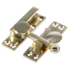 double hung sash window fastener brass