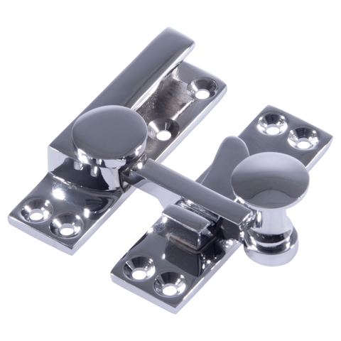Quadrant Arm Fastener - Polished Chrome