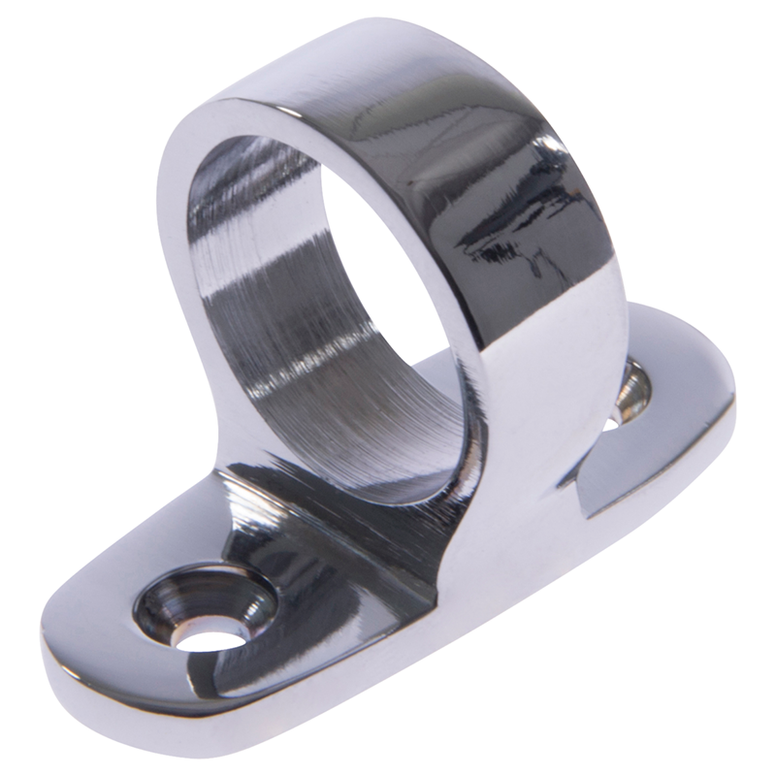Sash Eye - Polished Chrome