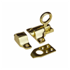Fanlight Catch - Polished Brass