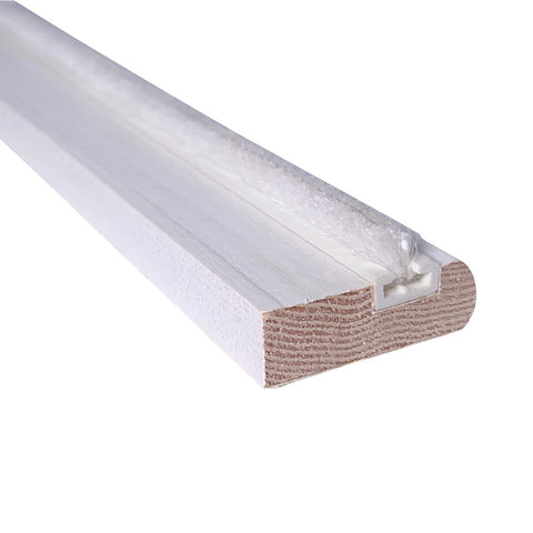 EcoBead: Draught Seal Parting Bead 25 x 8 mm (3 metre length)