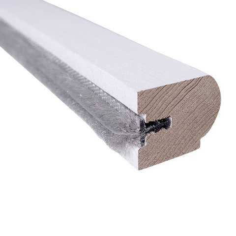 Draught Seal Stop Bead 22 x 18 mm (3 metre length)