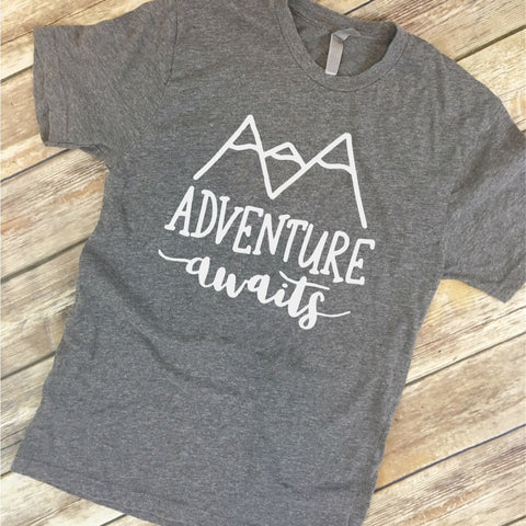 Adventure Awaits - Native Mermaid Boutique