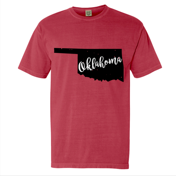 Oklahoma State Shirt - Native Mermaid Boutique