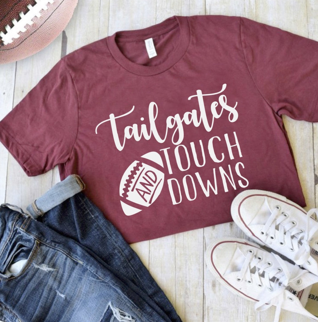 Tailgates & Touchdowns - Native Mermaid Boutique