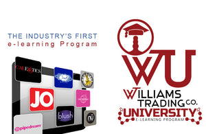 Williams Trading Co. Launches a New ZALO Queen e-Learning course on Williams Trading University