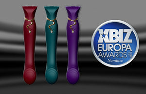 XBIZ News: ZALO Receives Luxury Pleasure Products Nom for XBIZ Europa Awards