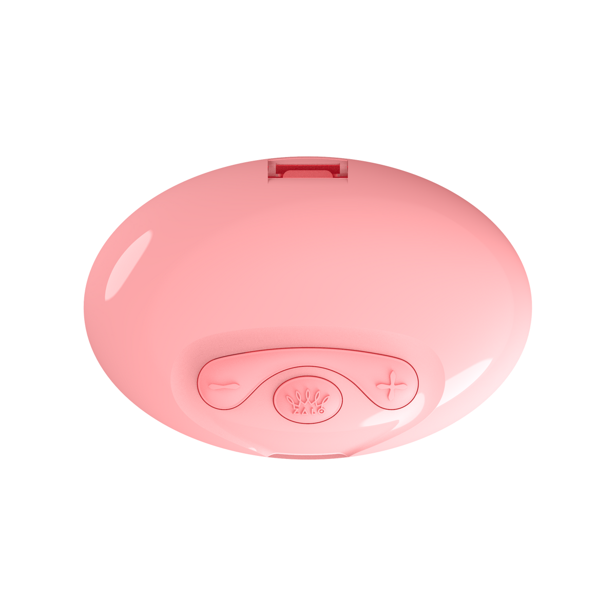 Amorette Remote-Controlled Vibrating Egg Fairy Pink