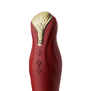 King Vibrating Thruster Wine Red