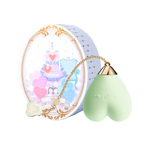 Baby Heart Personal Massager Melon Green