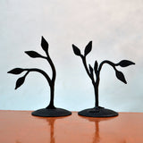 wrought iron mini tree