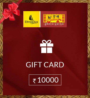 Gift Card Rs.10000