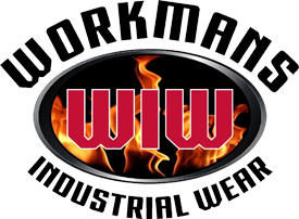 Workmans Industrial Wear Fire Retardant Clothing