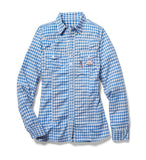 Women's Work Shirt with Snaps