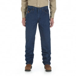 Wrangler® FR Flame Resistant Slim Fit Jean - Workmans Industrial Wear, Fire Retardant Clothing, New and Used Clothing