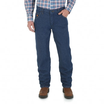 Wrangler® FR Lightweight Regular Fit Jean - Workmans Industrial Wear, Fire Retardant Clothing, New and Used Clothing