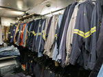 Used Hi Vis FRC Shirts - Workmans Industrial Wear, Fire Retardant Clothing, New and Used Clothing