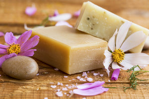 Types of Natural Soaps for Sensitive Skin