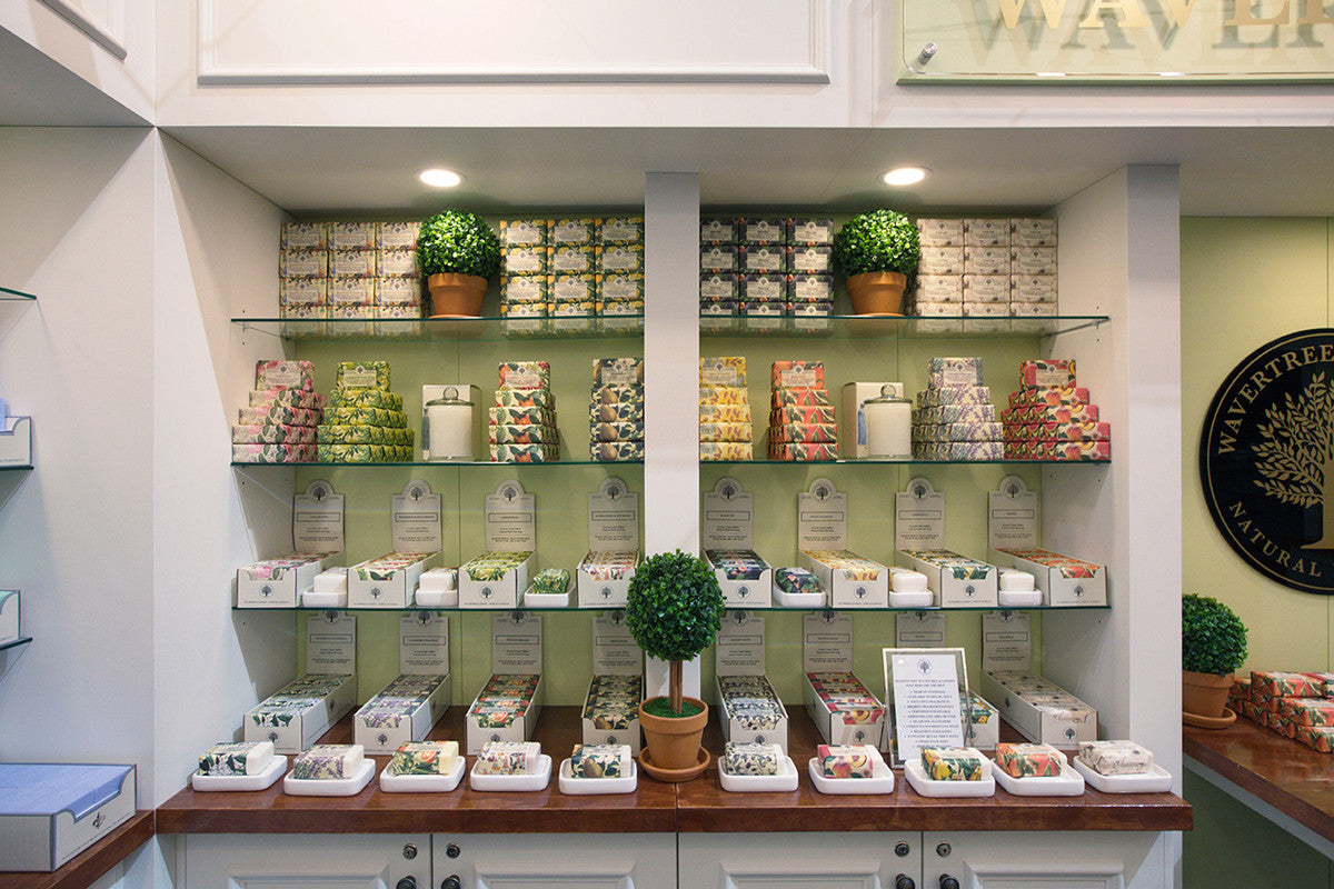 Wavertree & London Luxury Soap Store