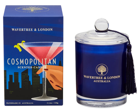 Wavertree & London Soy candle  - Cosmopolitan