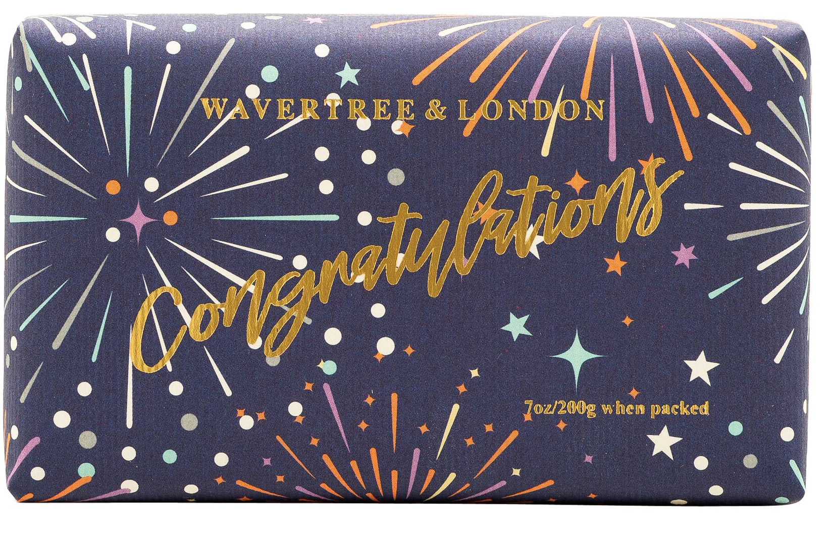 Celebrations - Congratulations soap bar (1)