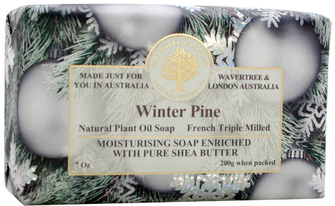 Winter Pine soap bar (1)