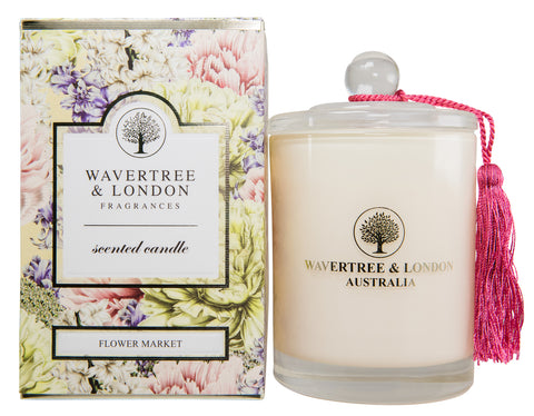 Wavertree & London Soy candle - Flower Market