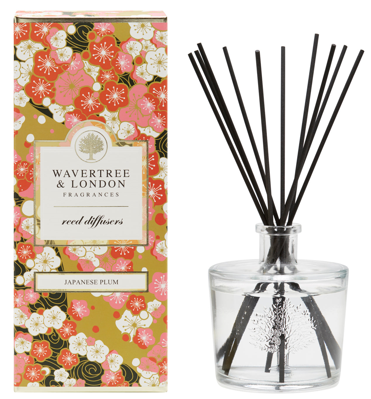 Wavertree and London Diffuser - Japanes Plum