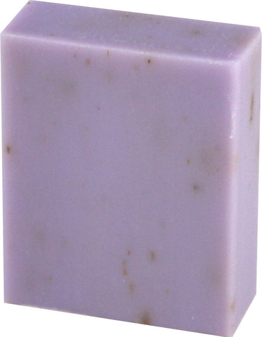 Lavender flowers soap bar