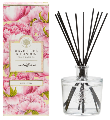 Wavertree and London Diffuser - Pink Peony