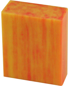 Peaches soap bar