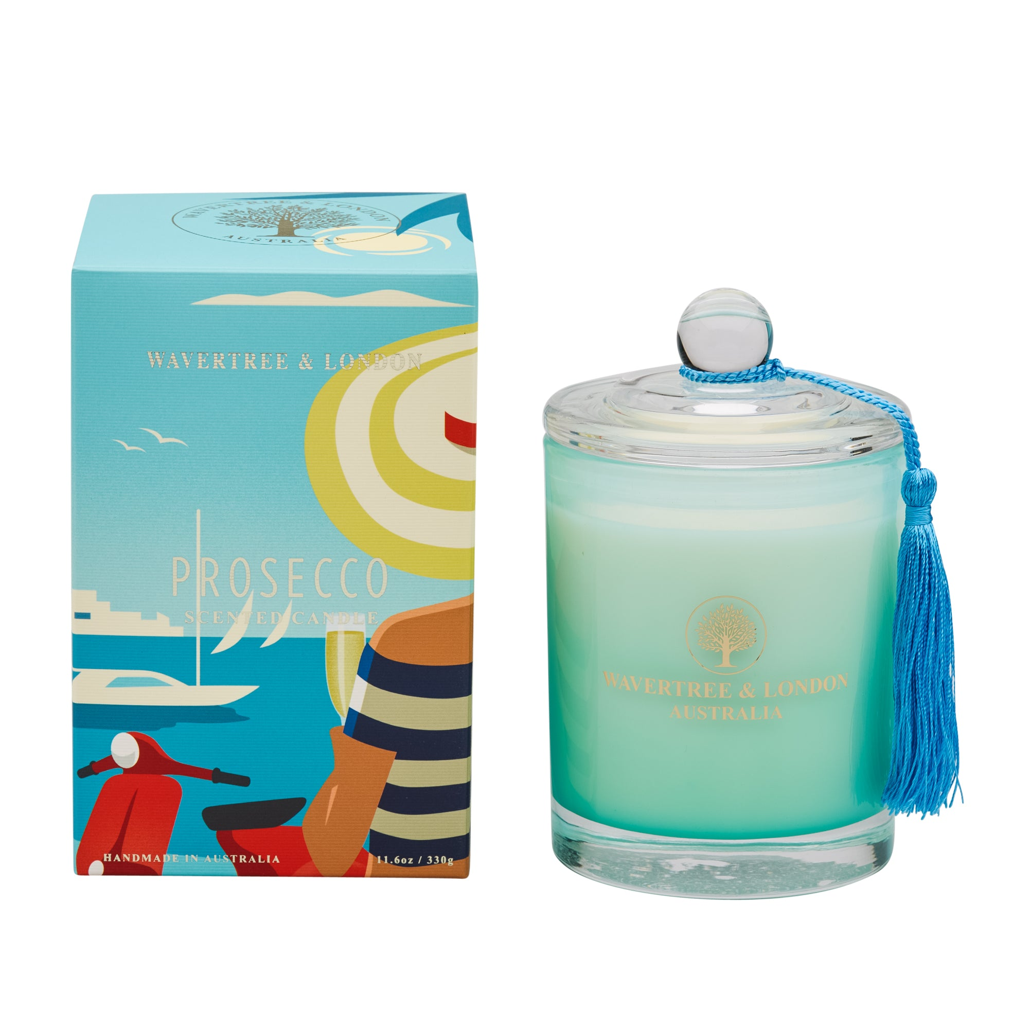 Wavertree & London Soy candle  - Prosecco