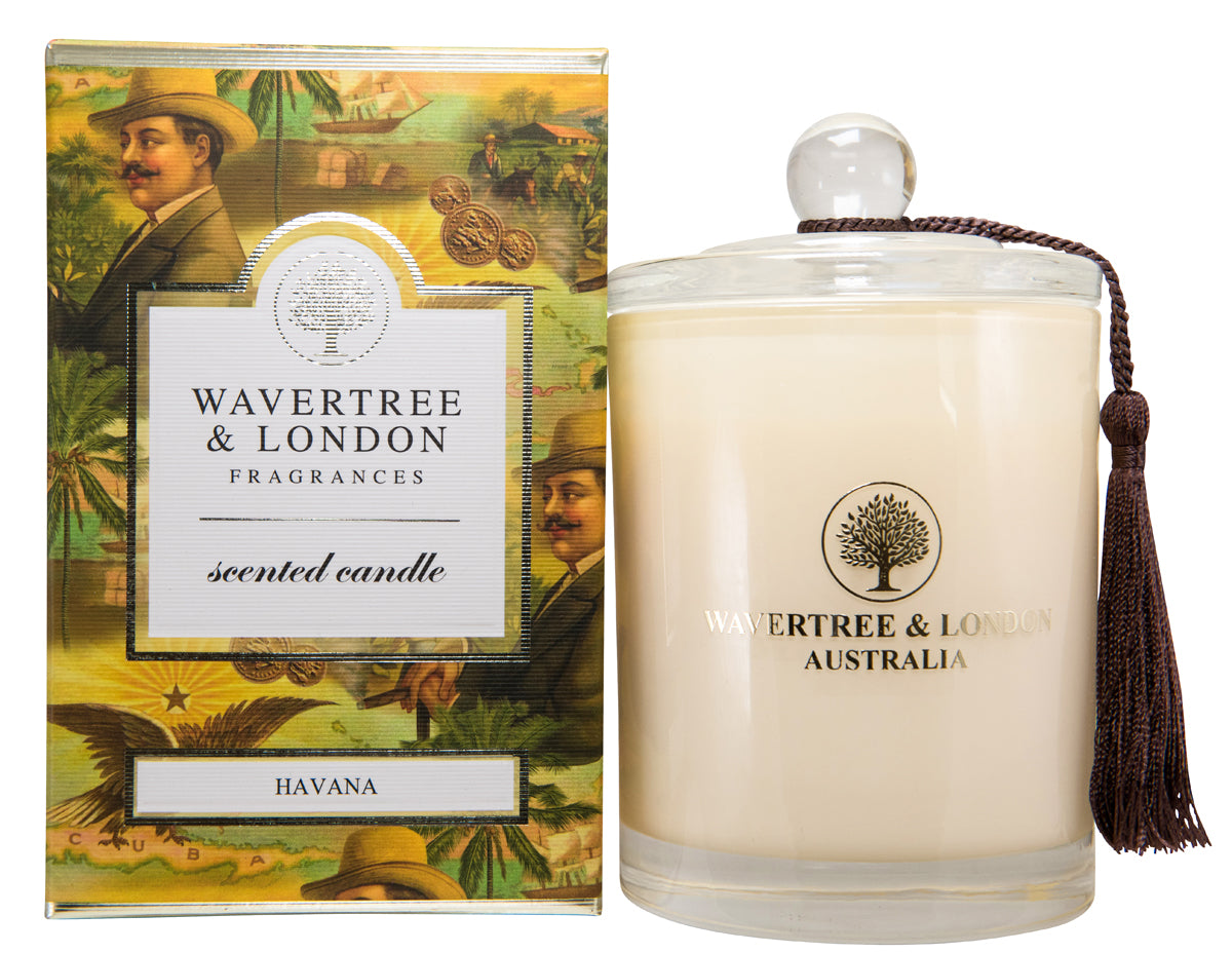 Wavertree & London Soy candle - Havana