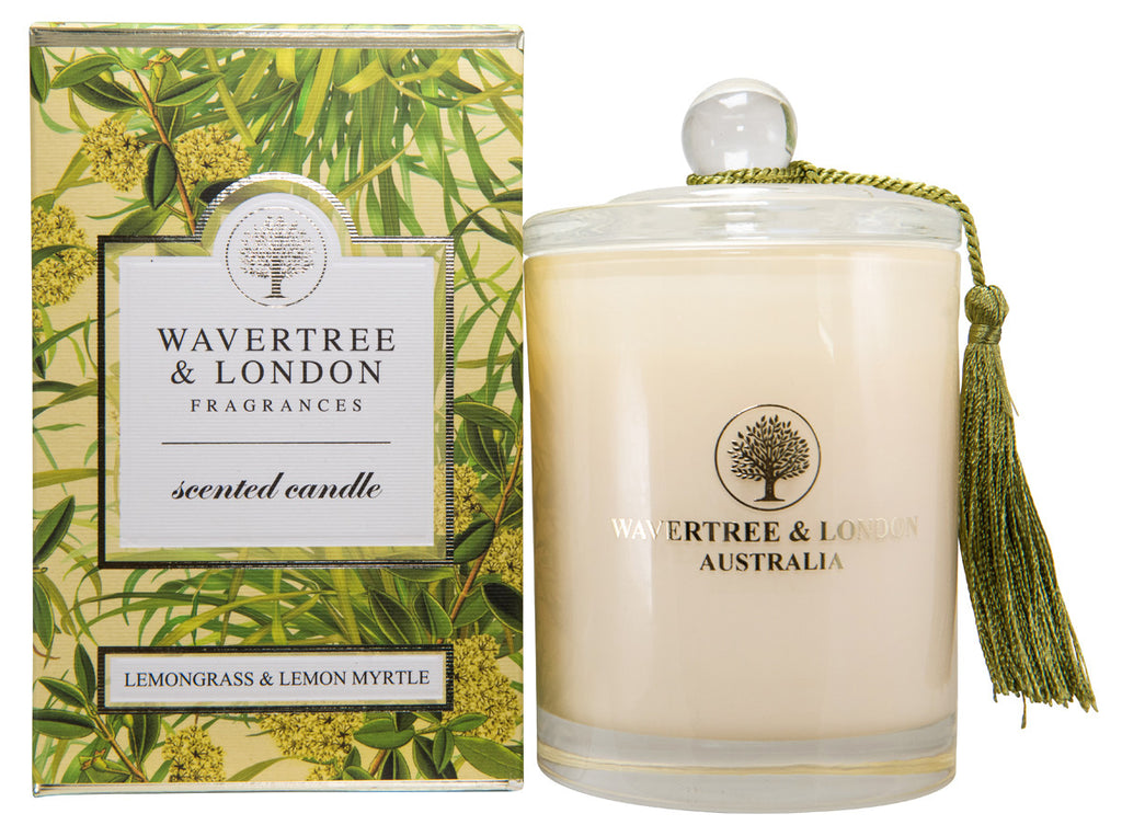 Wavertree & London Soy Candle - Lemongrass